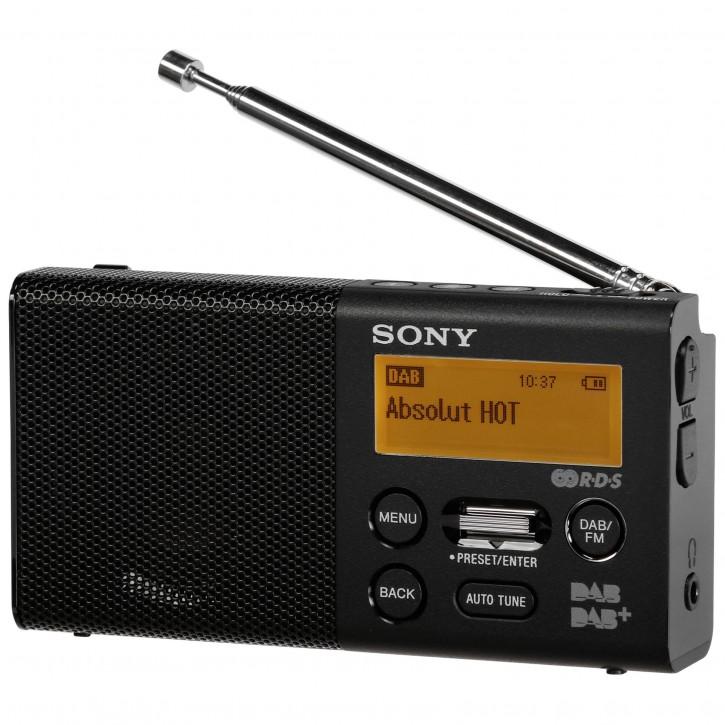 Sony XDR-P1DBPB schwarz