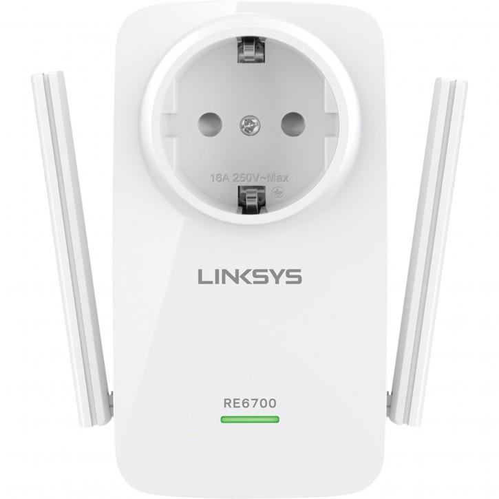 Linksys RE6700 AC1200 Dual-Band WiFi Range Extender    RE6700-EG