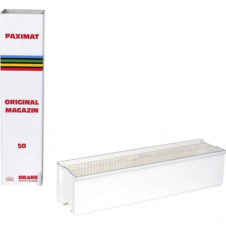 1 Braun Paximat Magazin 50 weiß
