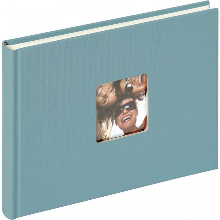 Walther Fun petrolgrün     22x16 40 Seiten Buchalbum       FA207K