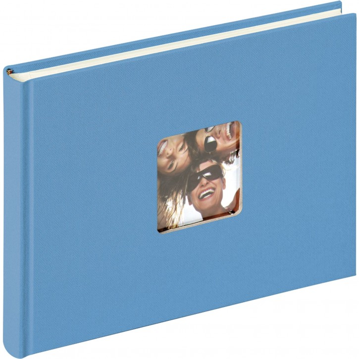 Walther Fun oceanblau      22x16 40 Seiten Buchalbum       FA207U
