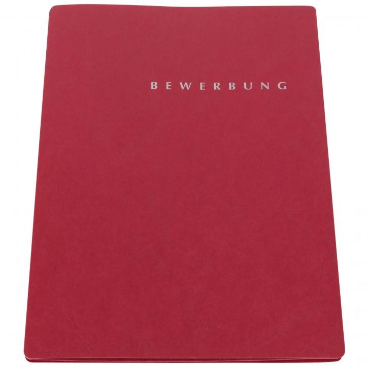 "Pagna Bewerbungsmappe Select"" rot                     P2200201"