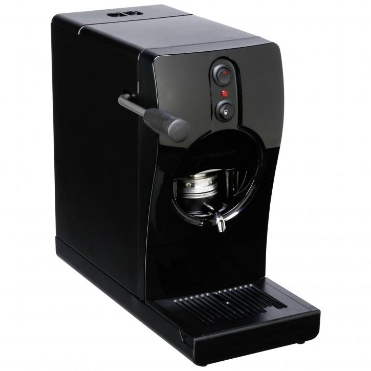 Qualita Italia Tube Espresso ESE Pad Maschine