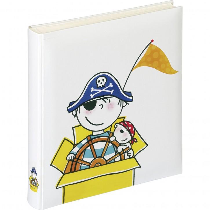 Walther Pirat Kindergart.28x30,5 50 Seiten Kinderalbum    FA268-1