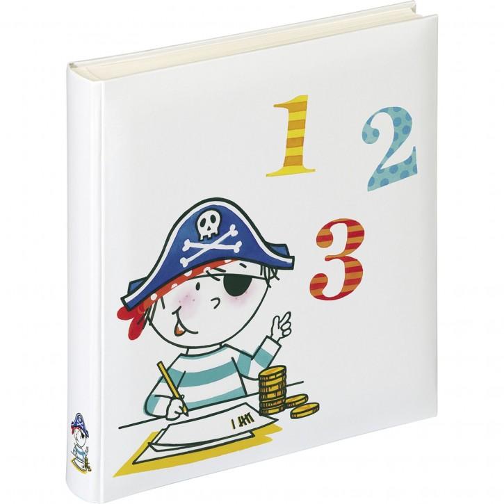 Walther Pirat Schule     28x30,5 50 Seiten Kinderalbum    FA268-2