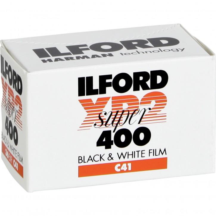 10 Ilford XP-2 Super   135/36