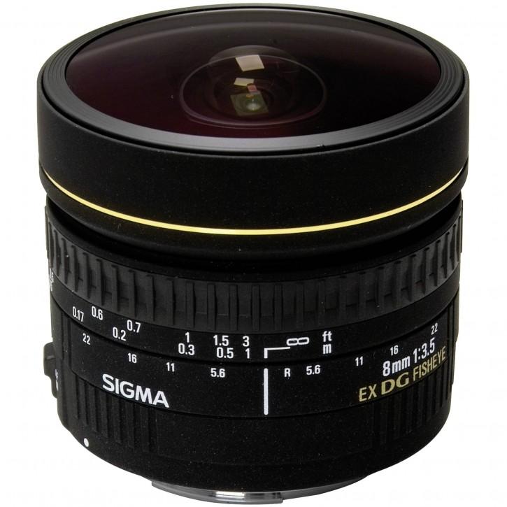 Sigma EX 3,5/8 fisheye DG  SI/AF