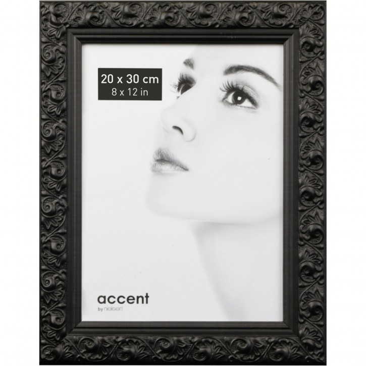 Nielsen Arabesque          20x30 Holz Portrait schwarz    8535002