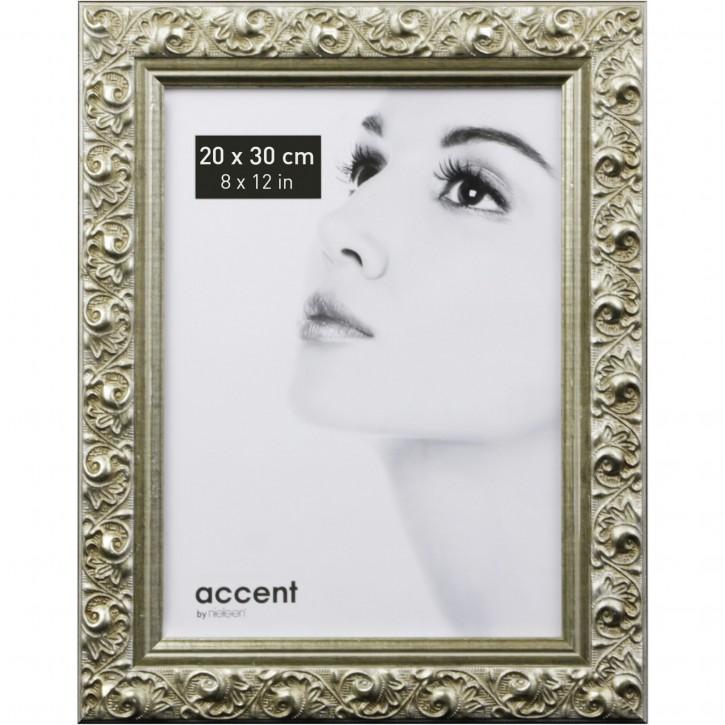 Nielsen Arabesque          20x30 Holz Portrait silber     8535003