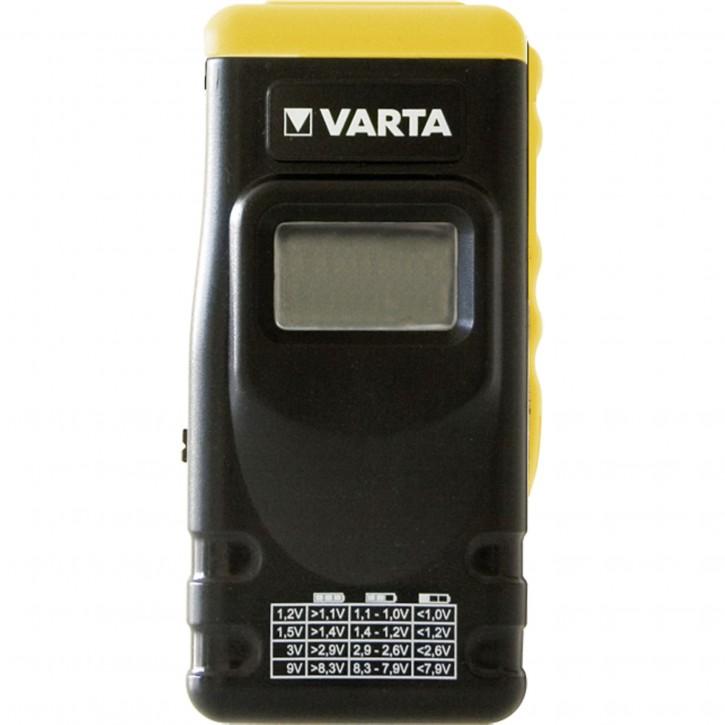 Varta LCD Digital Batterietester