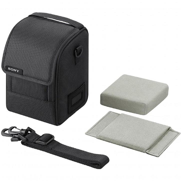Sony LCS-FEA1 Tasche für Objektive schwarz