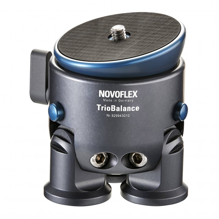 Novoflex 3-Bein Stativbasis