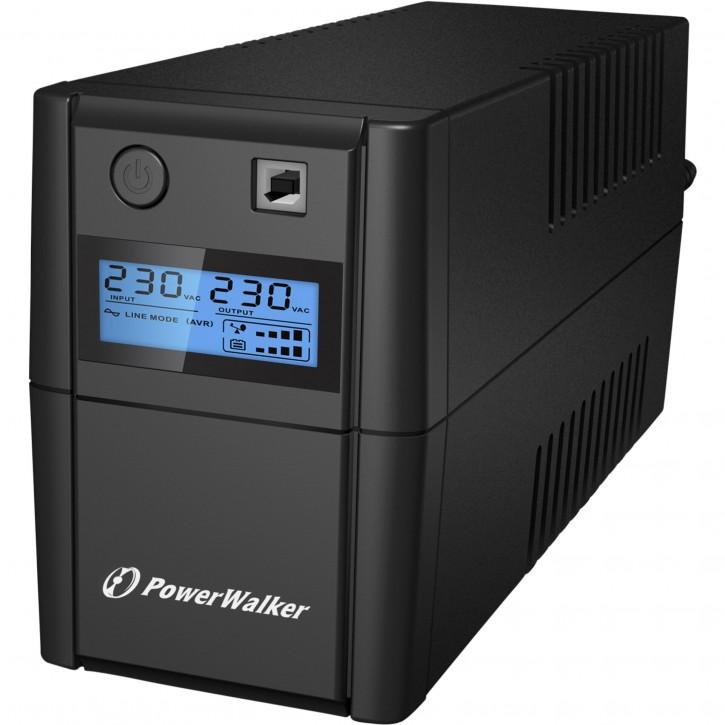 PowerWalker VI 850 SHL IEC USV