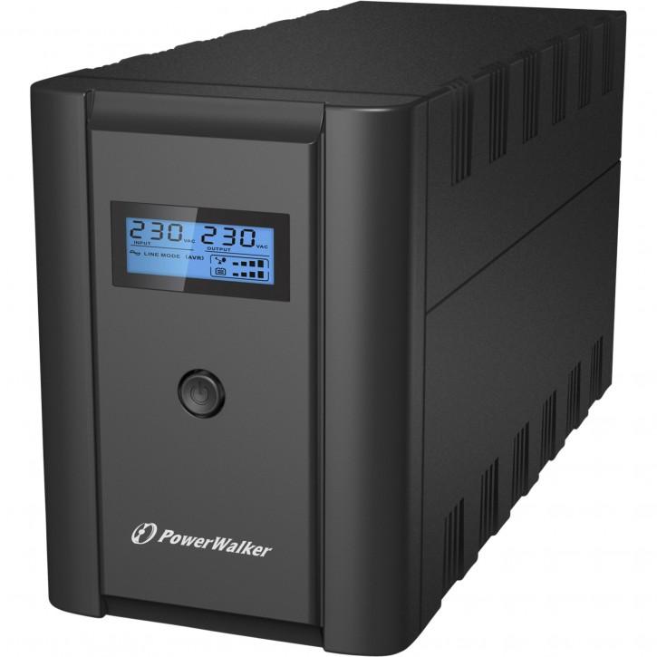 PowerWalker VI 1200 SHL IEC USV