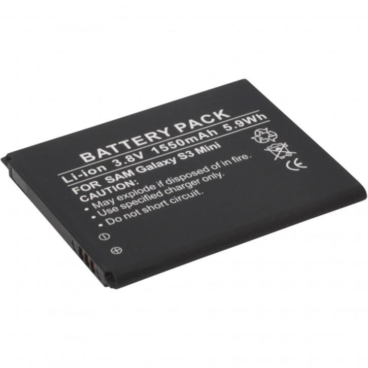 Ansmann Li-Ion Akku 1500 mAh für Samsung Galaxy S3 Mini / GT-8190
