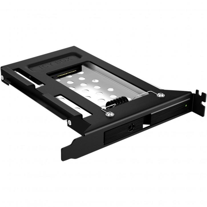Raidsonic ICY BOX IB-2207StS 1x 2,5 SATA Wechselrahmen