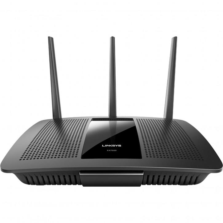Linksys EA7500 MAX-STREAM AC1900 Dual-band Router       EA7500-EU