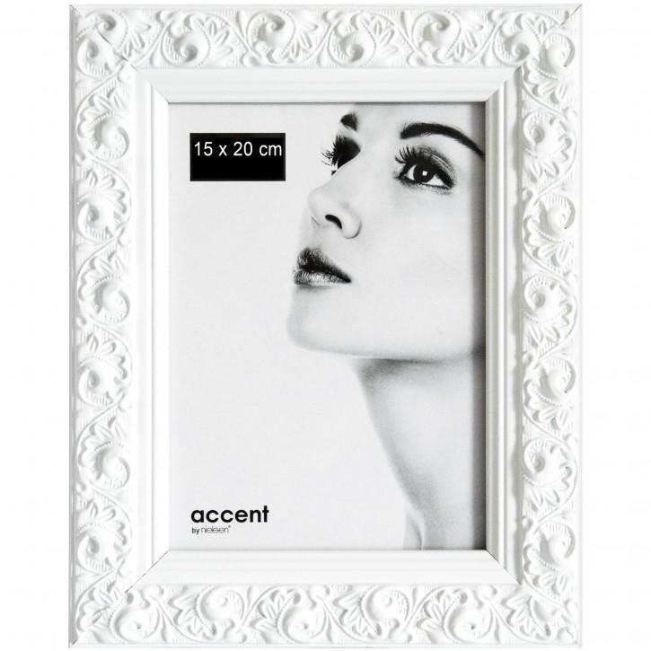 Nielsen Arabesque          15x20 Holz Portrait weiß       8517001
