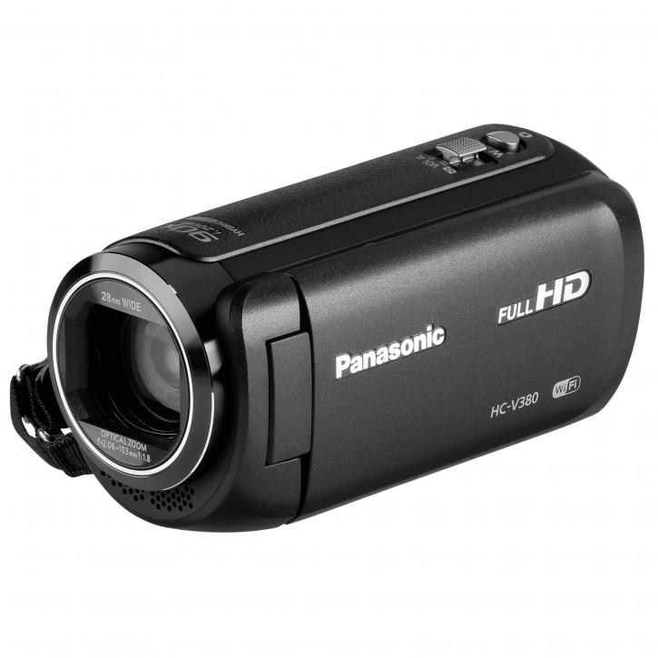 Panasonic HC-V380EG-K schwarz