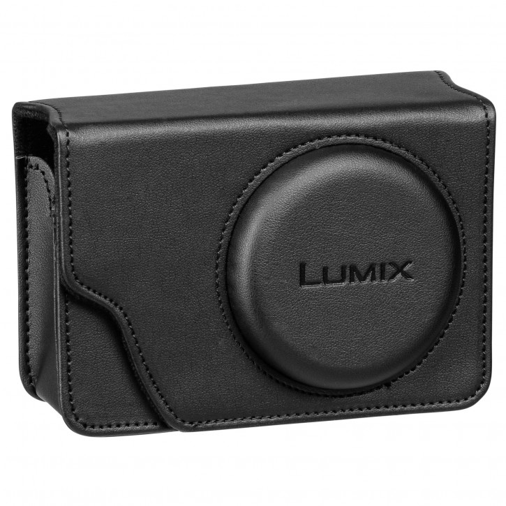 Panasonic DMW-PHS82XE1 Kunstledertasche schwarz