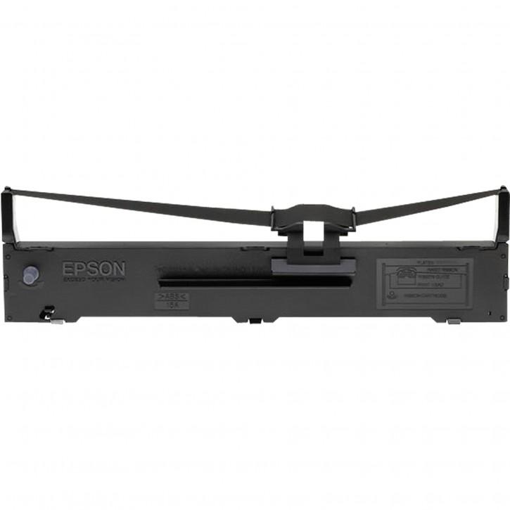 Epson Farbband schwarz  S 015329
