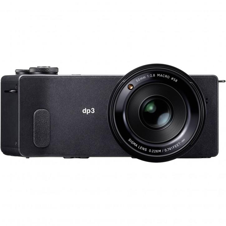 Sigma dp3 Quattro + LCD Sucher Kit