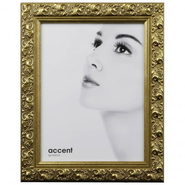 Nielsen Arabesque          18x24 Holz Portrait gold       8534004