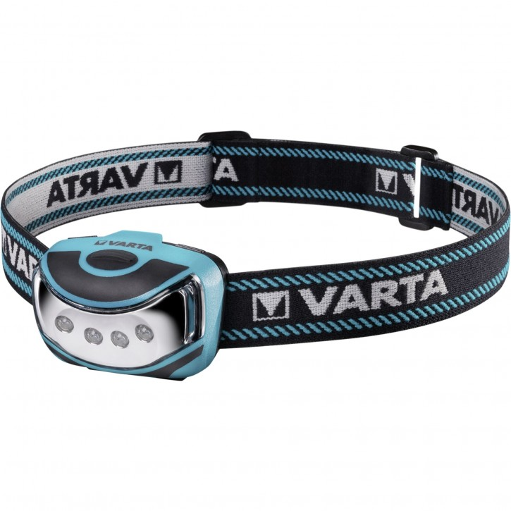 Varta Outdoor Sport Stirnleuchte 4x LED / 40 lm / 3x AAA