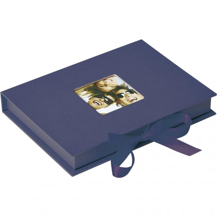 Walther Geschenkbox Fun    13x18 70 Fotos blau             FB112L