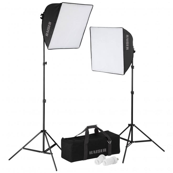 Kaiser studiolight E70 Kit Beleuchtungs-Set