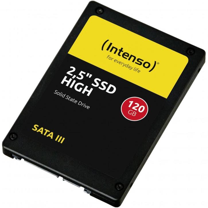"""Intenso 2,5"""" SSD HIGH      120GB SATA III"""