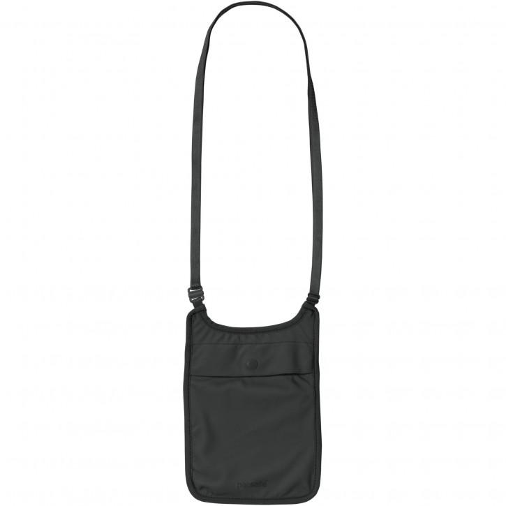 Pacsafe Coversafe S75 geheimer Brustbeutel black