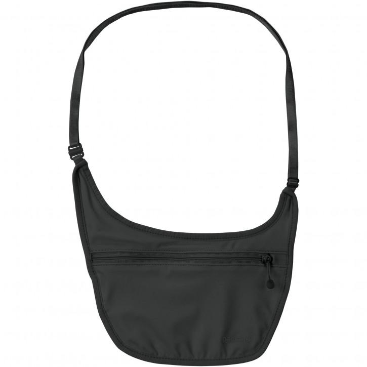 Pacsafe Coversafe S80 geheime Umhängetasche black