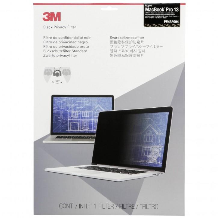 "3M PFNAP004 Privacy Filter für Macbook Pro 13"" Retina Display"