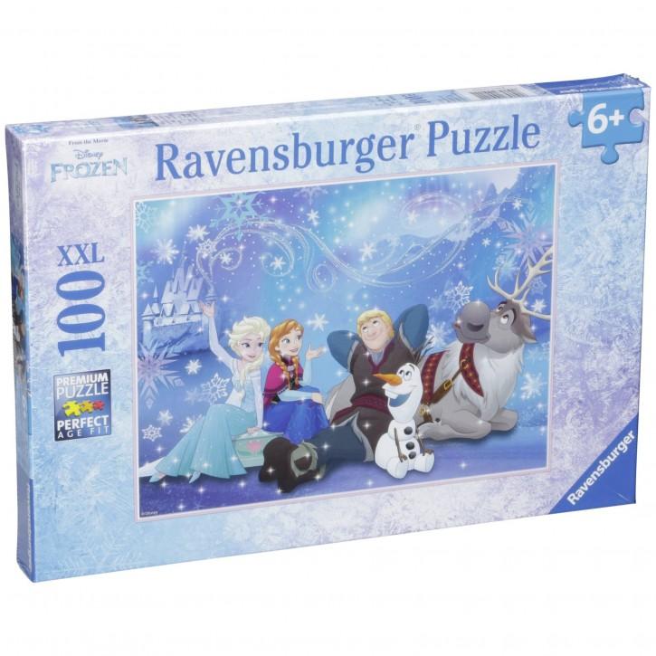 Ravensburger Frozen - Eiszauber 100 Teile XXL Puzzle