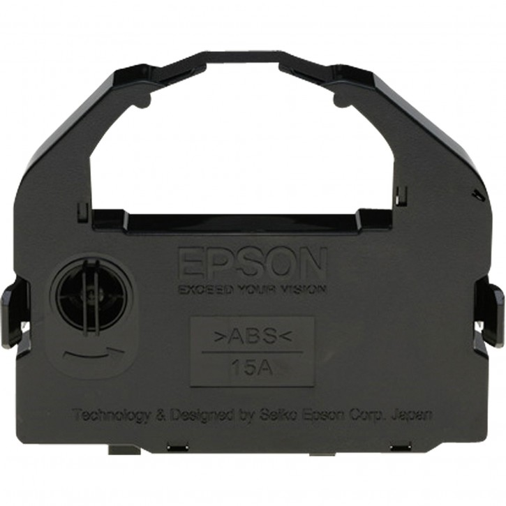 Epson Farbband schwarz  S 015262