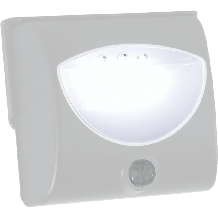 REV LED Treppenstufenbeleuchtung mit Bewegungsmelder IP44