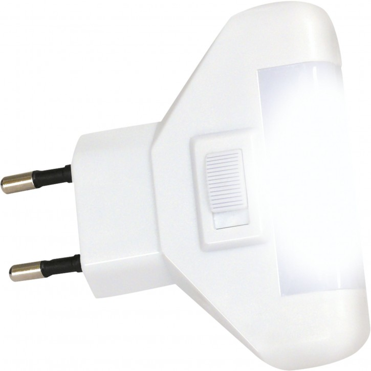 REV Nachtlicht energiesparend 1,5W weiss