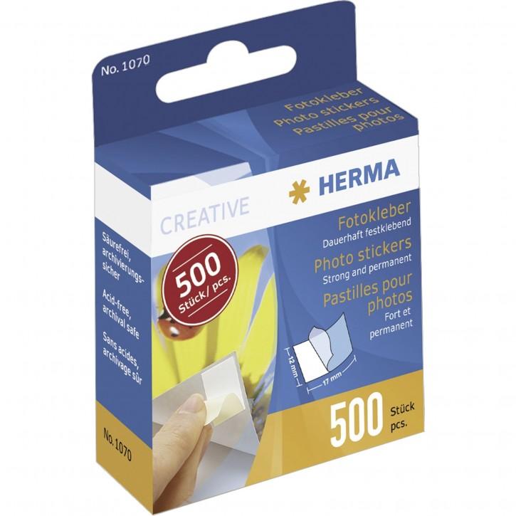 1x10 Herma Fotokleber 500 St. 1070x10