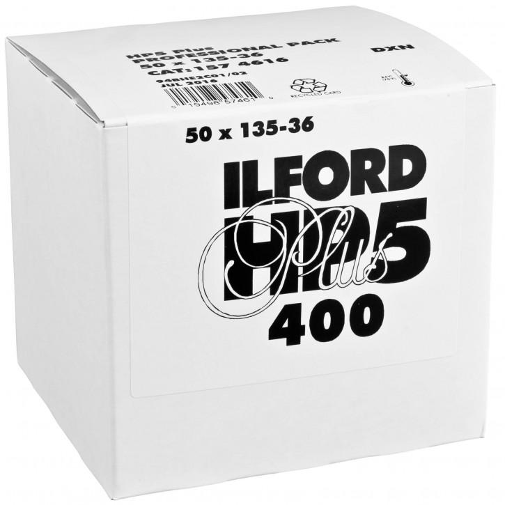 1x50 Ilford HP 5 plus   135/36