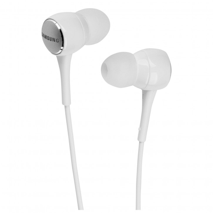 Samsung Stereo Headset EO-IG935 3,5mm In-Ear weiss