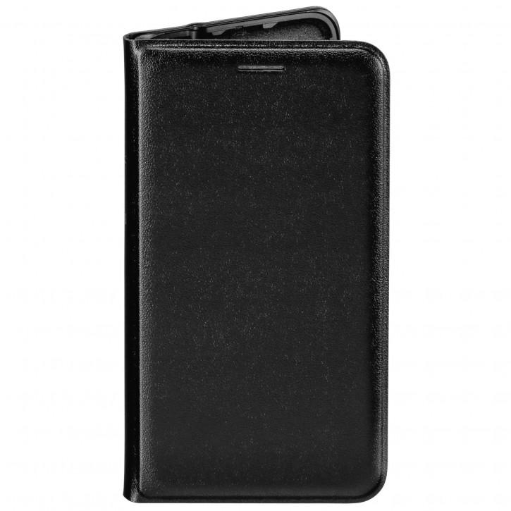 Samsung Flip Wallet für Galaxy J1 2016 schwarz