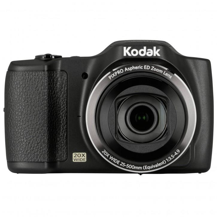 Kodak Friendly Zoom FZ201 schwarz