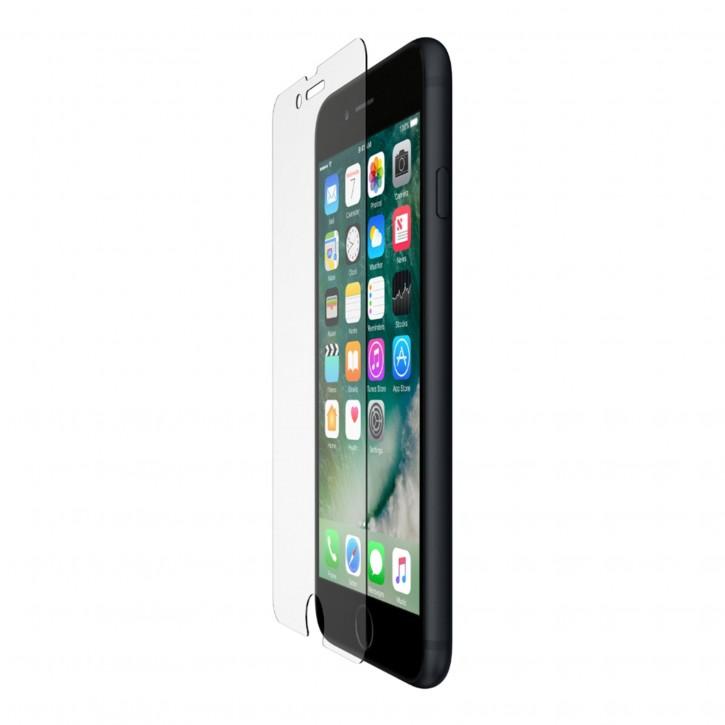 Belkin Displayschutzfolie temp. Glass iPhone 7 Plus     F8W769vf