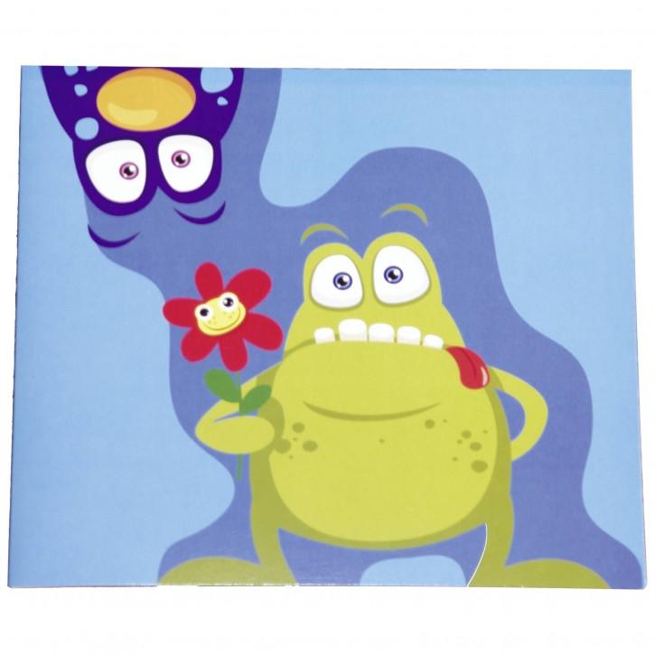 """1x25 Daiber """"Monsters""""     13x18 Kinder Portraitmappen      13324"""