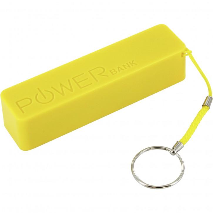 Xlayer Powerbank Colour Line Yellow 2600 mAh