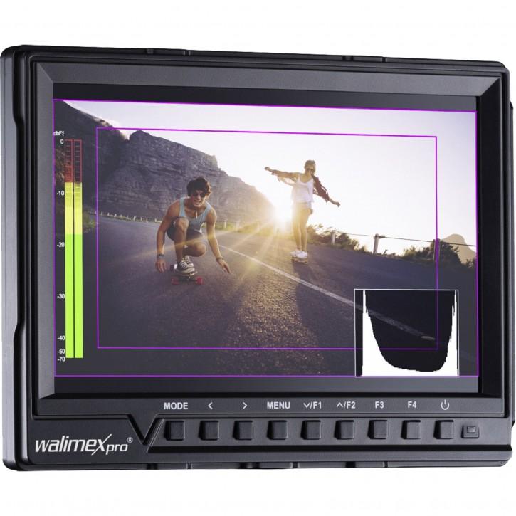 "walimex pro Full HD Monitor Director III 17,8cm (7"")"
