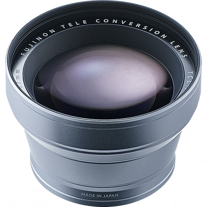 Fujifilm TCL-X100 II silber Tele-Konverter