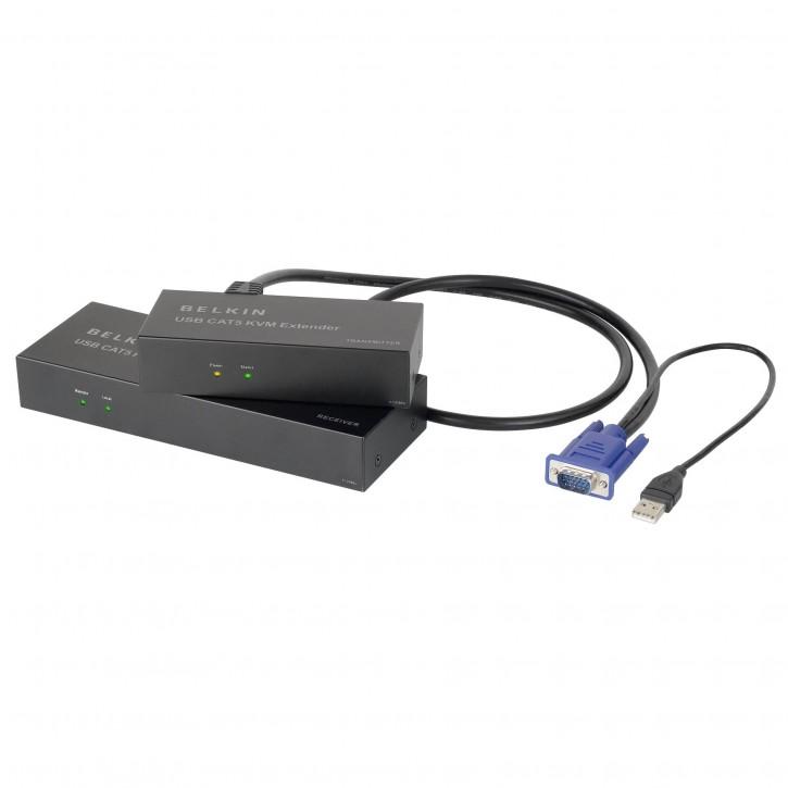 Belkin OmniView USB CAT 5 Extender
