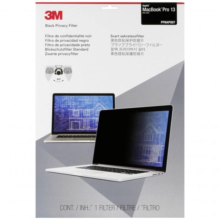 "3M PFNAP007 Blickschutzfilter für Apple MacBook Pro 13"" (2016)"